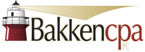 logo for Plymouth MA Accounting Firm Bakken CPA