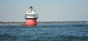 Plymouth MA Lighthouse near Bakken CPA Accounting Firm