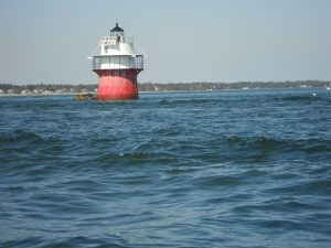 Plymouth Massachusetts lighthouse- Bakken CPA accounting firm location