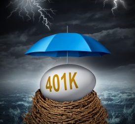 Are you tempted to use your 401K?